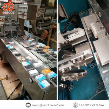 Ce Iso Tuv Rohs Commercial Shrink Wrap Machine Cellophane