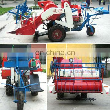 Mini rice and wheat harvester/reaper/swather,popular in Indonesia