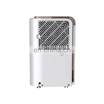 OL10-011E Portable Dehumidifier for Home and Office with Continuous Drainage