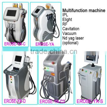 Rf Slimming Machine Multi 6 Handles IPL Elight RF Laser Cavitation Slimming Machine Rf And Cavitation Slimming Machine