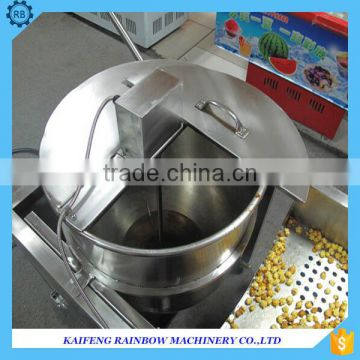 Industrial Made in China Ball Shape Popcorn Maker Machine