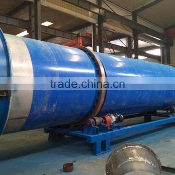 Turnkey Service Good Price Rotary Drum Type Pomelo Residue Dryer!