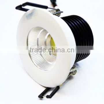 High quality 10W recessed ip65 led downlight, 3000k outdoor led downlight