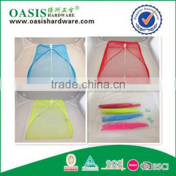 4 sides mesh polyester food cover