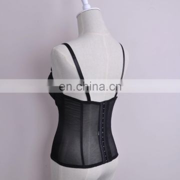 2015 Comfortable Tight Sliming Plus Size Corsets And Bustiers Cheap
