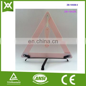 Factory made safety high visibility traffic warning security safety triangle