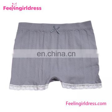 Latest Design Top Quality Gray Women Underwear Sets Panties