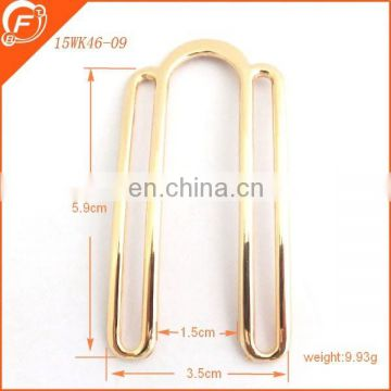 special fashion metal accessory for woman clothes