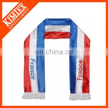 Polyester customize digital print scarf