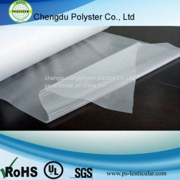 China big supplier 0.25mm polycarbonate PC film sheet for die-cutting printing  equal to Lexan 8B35