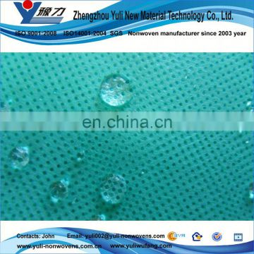 SMS SMMS medical nonwoven fabric using for disposable Hospital Surgical Gowns Material