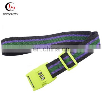 Suitcase Belts Travel Accessories Adjustable travel luggage bags strap