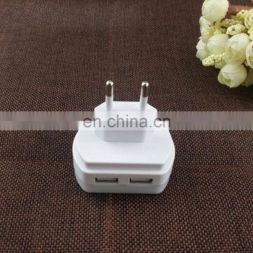 27cd8ddaa539 Indoor Dual USB Charger Lamp US/EU/UK Plug LED Night Light of Lights &  Lighting from China Suppliers - 158618694