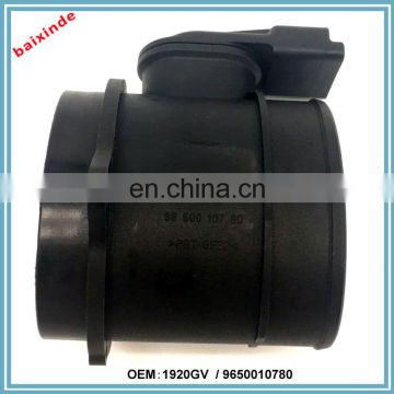 1920GV / 9650010780 / ECC1920GV / ADB117401 Air Flow Meter FOR 1.6 Hdi Citroen Peugeot FORDs PEUGE
