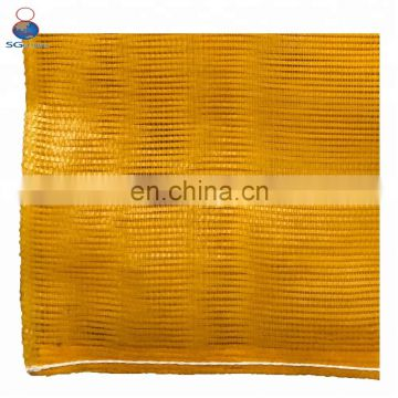 China Factory Polypropylene Mesh Plastic Firewood Bags