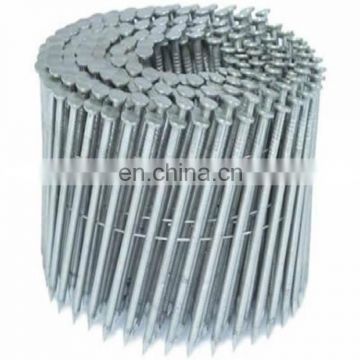 High quality galvanized Steel Q195 steel galvanized common wire nail