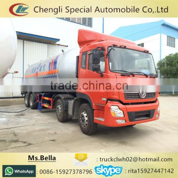 CLW 35500 liter Propane Tanker LPG Gas Delivery Truck