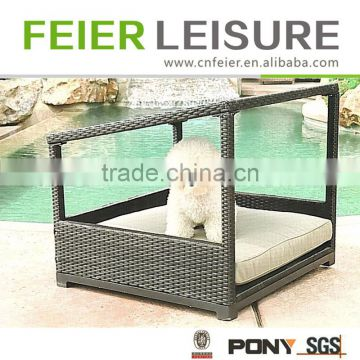 Hot sale wicker pet (dog\/cat) house