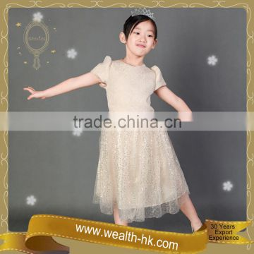 Formal for girls kids Ball Gown evening costume dresses