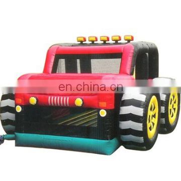 Inflatable car bounce, inflatable train jumper, inflatable truck bounce ,inflatable jumper castle game,
