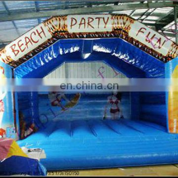 funny beach party bouncy inflatable for sale JC030