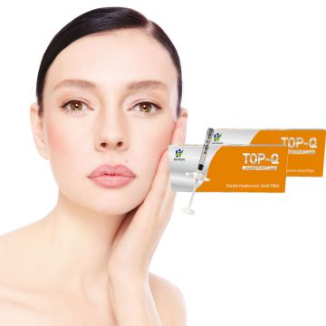 2018 hot china products TOP-Q Super Fine Line injectable collagen ha dermal filler 2 ml