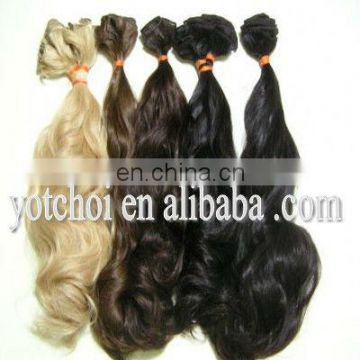 Fashion High quality cheapest price virgin european hair