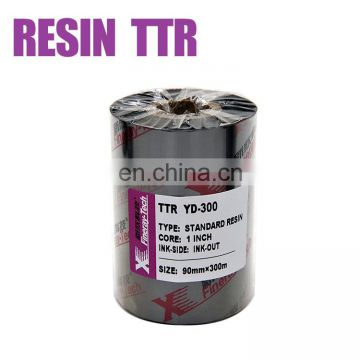 Printer Resin Ribbon for 50mm*300 with 1 Inch core