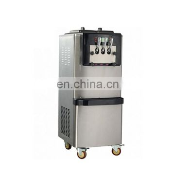 BX288C 22-28L/H Vertical Soft Ice Cream Machine