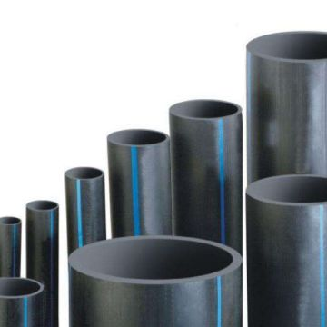 Hdpe Pn10 Pipe Industrial Raw Material Convey Dn20-dn800mm