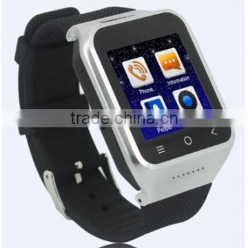 Touch screen pedometer wireless bluetooth android smart watch