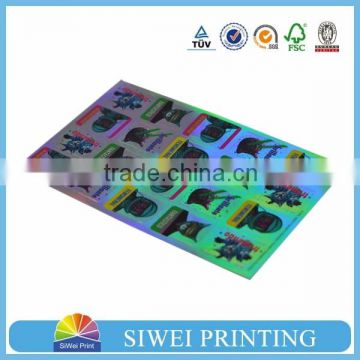 wholesale 3d wall sticker/custom label sticker/sticker paper                                                                         Quality Choice