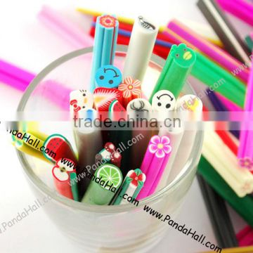 Decorative Polymer Clay Nail Product (CLAY-Q105-M)