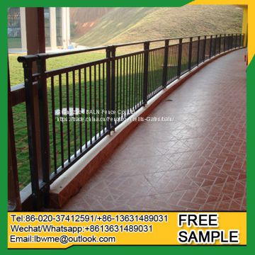 LakeCharles galvanized iron balcony railing Lafayette balcony fencing
