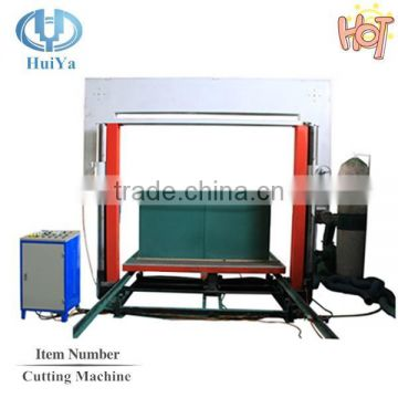 Floral foam equipment