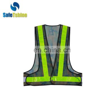 custom reflective belt with designs road studs safety products