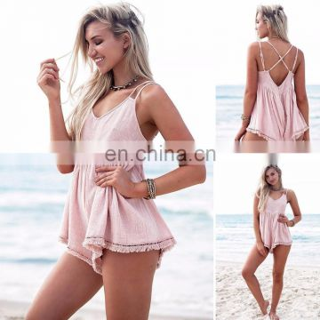 New Sexy Women Ladies Playsuit Bodycon Party Jumpsuit&Romper Trousers Clubwear