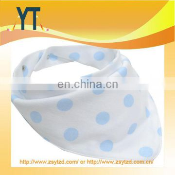 Cotton Gauze Burp Cloth Organic Wipe Cloth Facial Cloth Baby Bibs ,washable triangle baby bibs bandana organic cotton bibs