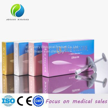 High quality good price hyaluronic acid filler for face beauty