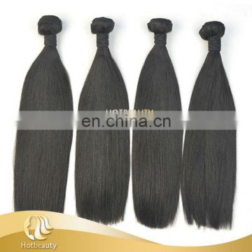 100% Raw unprocessed 8a top grade funmi straight double drawn 100 brazilian human hair