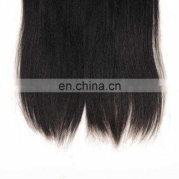 LADYSTAR Unprocessed Brazilian Premium 100%Human Hair Natural Color Straight Hair Prodcuts