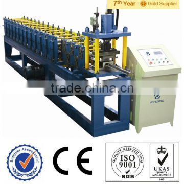 automatic light keel / roof panel roll forming making machine