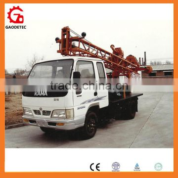 China manufacturer new design homemade water well drilling rig of Drilling Equipment from China Suppliers - 141389984