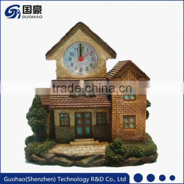 New design China Manufacturer low price retro clock