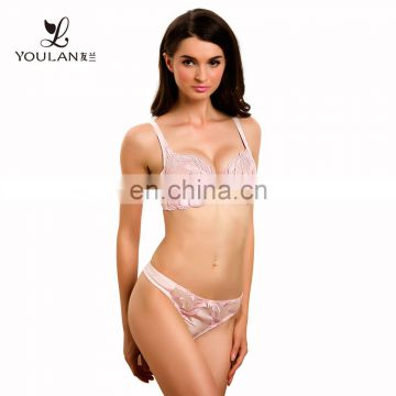 Made in China Classical Sexy Bra Panty Set Images Sexy Underwear