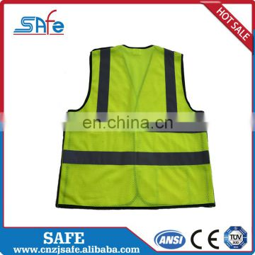 ANSI.MESH 100% cotton safety reflective t-shirt cheap price