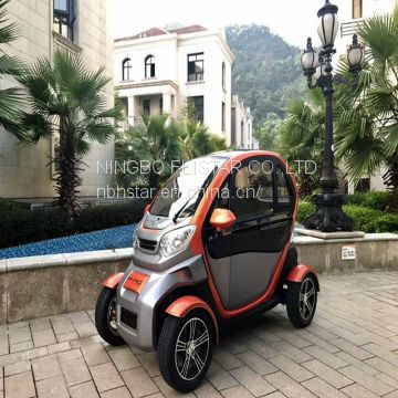 4 wheel eec electric passenger car