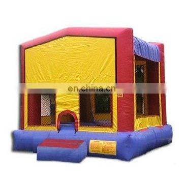 hot sale modular inflatable bouncy castle