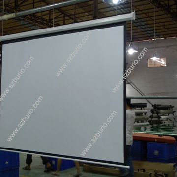 Electric Projection Screen(www.szburio.com)