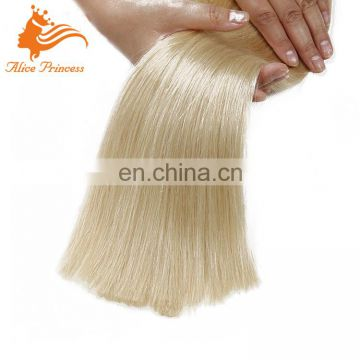7A Russian Human Hair Bulk Sliky Straight Blonde Hair Products Blonde Virgin Human Braiding Hair Bulk No Weft
